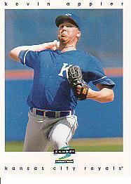 1997 Score 42 Kevin Appier