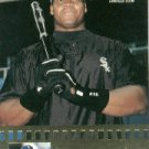 1997 Score Pitcher Perfect #10 Frank Thomas