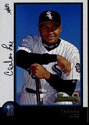1998 Bowman #428 Carlos Lee RC
