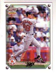 1998 Pacific Invincible Gems of the Diamond #19 Mike Benjamin
