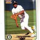 1998 Pacific Invincible Gems of the Diamond #82 Tony Batista