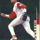 1998 Pinnacle #9 Barry Larkin