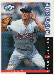 1998 Score #245 Ryan McGuire