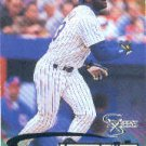 1998 SkyBox Dugout Axcess #74 Bernie Williams
