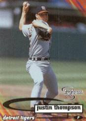 1998 SkyBox Dugout Axcess #99 Rod Myers