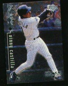 1999 Black Diamond #31 Vinny Castilla