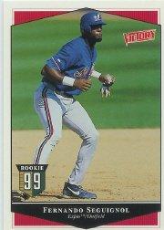 1999 Upper Deck Victory #235 Fernando Seguignol