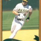 2002 Topps #5 Johnny Damon