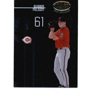 2005 Leaf Certified Materials #155 Bubba Nelson