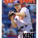 2005 Topps Update #158 Jeff Kent AS