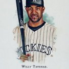 2007 Topps Allen and Ginter #153 Willy Taveras