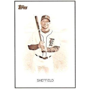 2008 Topps Trading Card History #TCH40 Gary Sheffield