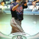 2011 Bowman Platinum #49 Joe Mauer