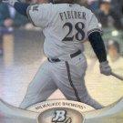2011 Bowman Platinum #63 Prince Fielder
