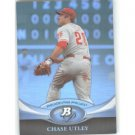 2011 Bowman Platinum #94 Chase Utley