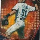2011 Topps Prime 9 Player of the Week Refractors #PNR8 Ichiro Suzuki