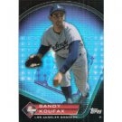 2011 Topps Prime 9 Player of the Week Refractors #PNR9 Sandy Koufax