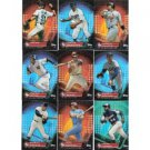 2011 Topps Prime 9 Player of the Week Refractors Set