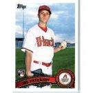 2011 Topps #604 Joe Paterson RC