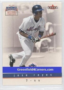 2004 National Trading Card Day #F4 Jose Reyes