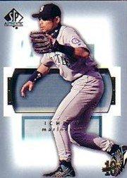 2003 SP Authentic #15 Ichiro Suzuki