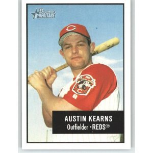 2003 Bowman Heritage #53 Austin Kearns
