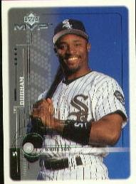 1999 Upper Deck MVP 49 Ray Durham