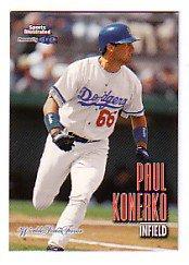 1998 Sports Illustrated World Series Fever #86 Paul Konerko