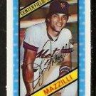 1980 Kellogg's 38 Lee Mazzilli