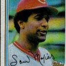 1982 Topps #228 Sam Mejias