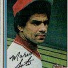 1982 Topps #63 Mario Soto