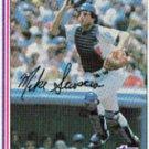 1982 Topps #642 Mike Scioscia
