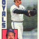 1984 Topps 375 Dennis Leonard