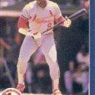 1986 Fleer #44 Terry Pendleton