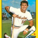 1986 Woolworth's Topps #18 Fred Lynn