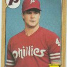 1987 Topps 499 Bruce Ruffin