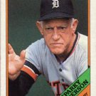 1988 Topps 14 Sparky Anderson MG
