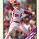 1988 Topps 66 Shane Rawley