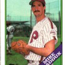 1988 Topps 756 Mike Maddux