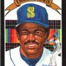 1989 Donruss 21 Harold Reynolds DK