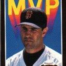 1989 Donruss Bonus MVP's BC22 Will Clark DP