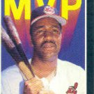 1989 Donruss Bonus MVP's BC3 Joe Carter