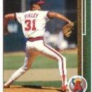 1989 Upper Deck 632 Chuck Finley