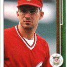1989 Upper Deck 663 Chris Sabo NL ROY