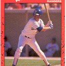 1990 Donruss 613 Rick Leach DP RC