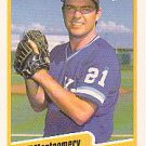 1990 Fleer 115 Jeff Montgomery