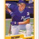 1990 Fleer 119 Pat Tabler