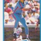 1990 Fleer 344 Tom Foley