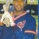 1990 Fleer Update #89 Sandy Alomar Jr.