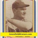 1990 Swell Baseball Greats #90 Johnny Mize